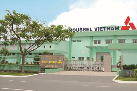 Roussel Viet Nam Pharmaceutical Factory - VSIP I
